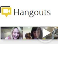 Hangout Googles svar på Skype