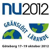 Nu kan man anmäla sig till NU2012 konferensen i Gbg17-19 okt