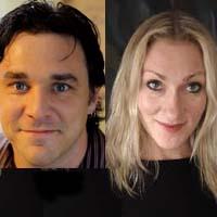 Dave Cormier och Helen Keagan om MOOC och öppen utbildning på Skolforum