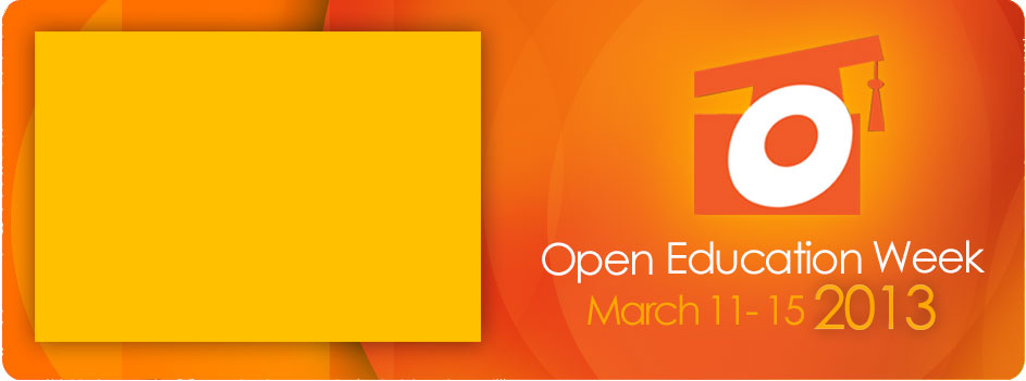Open ed week