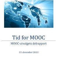 Norsk rapport stödjer satsning på MOOC