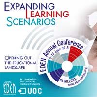 Expanderande lärmiljöer tema på EDEN konfererensen i Barcelona 9-12 juni 2015