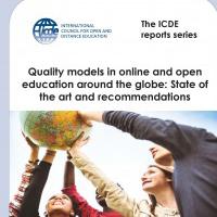 Kvalitetsmodeller för nätbaserad och öppen utbildning