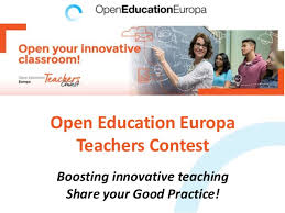 Open Education Europa Teachers Contest launched!