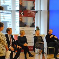 """Opening up education"" på SVERDs Höstkonferens 2015"