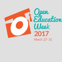 Open education week 27-31 mars 2017