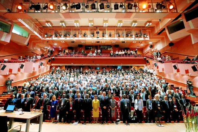 2nd OER World Congress 18-20 september Ljubljana, Slovenien