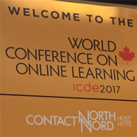 ICDE World Conference on Online Learning: Teaching in The Digital Age – Re-Thinking Teaching & Learning