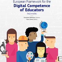 Nytt europeiskt ramverk om digital kompetens för utbildare
