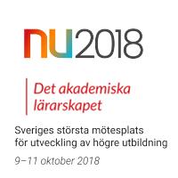 NU2018 9–11 oktober 2018, Västerås