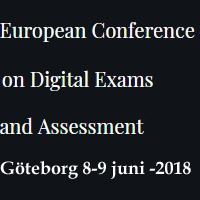 European Conference on Digital Exams and Assessment 2018