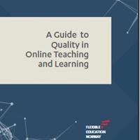 Kvalitetsguide för undervisning och lärande på nätet