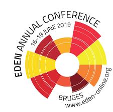 EDEN konferens Brygge, Belgien 16-19 juni 2019