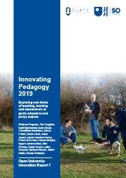 Innovating Pedagogy 2019