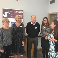 NordFlexON nätverket presenterades på SVERDs Höstkonferens 2019