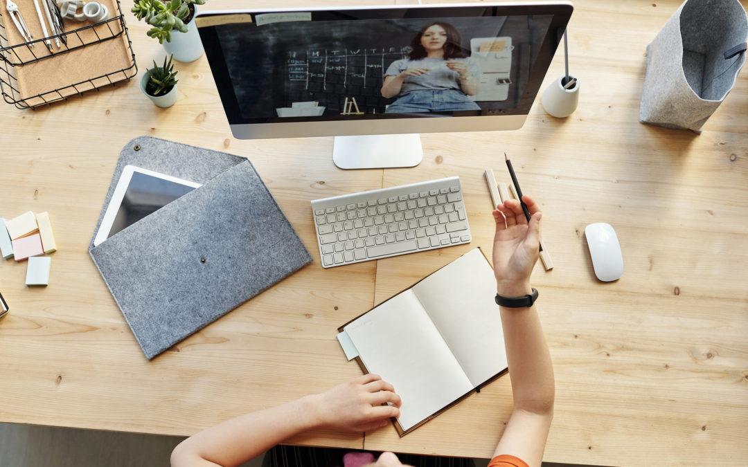 Konsten att jobba hemma