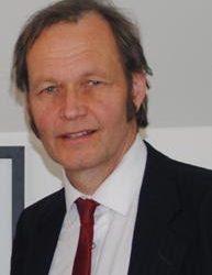 SVERDs Ordförande Ulf Sandström EDEN FELLOW