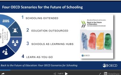 Tillbaka till utbildningens framtid