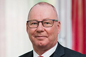 Talare vid SVERDs höstkonferens: Anders Söderholm, Generaldirektör UKÄ