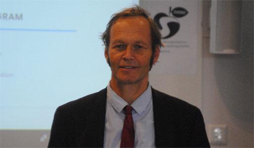 Talare på SVERDs Höstkonferens: Ulf Sandström