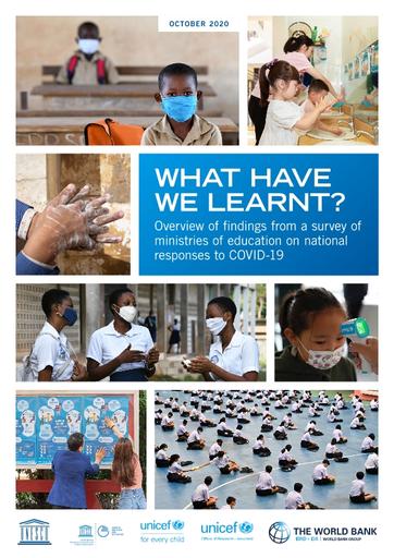 Hantering av världens skolsystem under coronapandemin och dess effekter