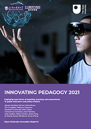 Innovating Pedagogy 2021