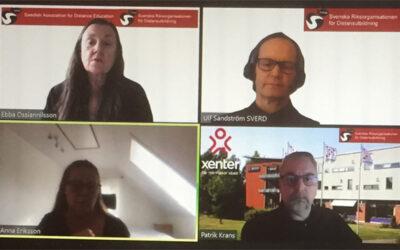 Lyckad SVERD Vårkonferens om det Nya Normala-omställning och hållbarhet den 12 mars