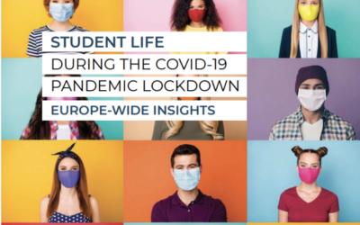 ESU- Insikter om studentliv under Covid-19 pandemin i Europa