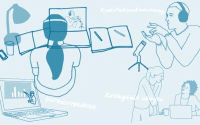 Utlysning: UHR Projektet Kvalitet i distansutbildning