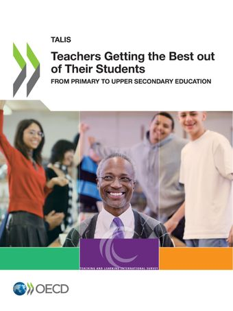 OECD Ny rapport: How can teachers get the best out of their students? Insights from TALIS 2018