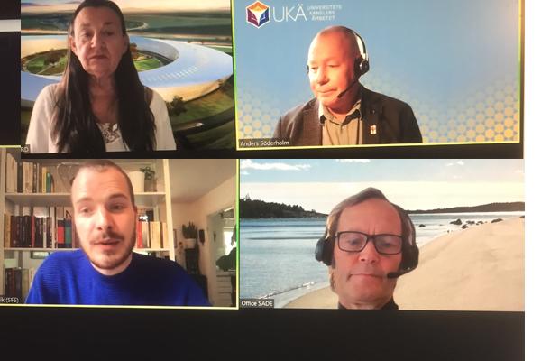 Dokumentation från SVERD Höstkonferensen Shaping the futures of learning 24 Sep 2021